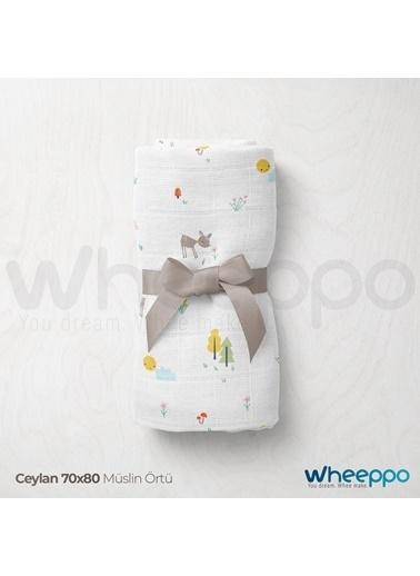 Wheeppo Ceylan  Müslin Örtü  70*80 Cm Renkli